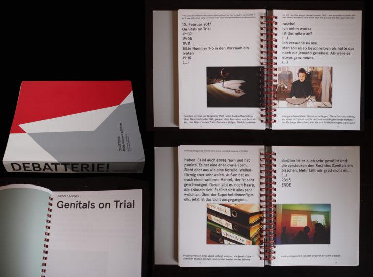 Genitals on Trial - Debatterie - Katalog