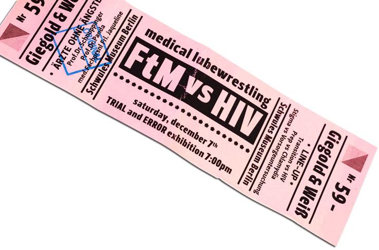 FtM vs HIV 1