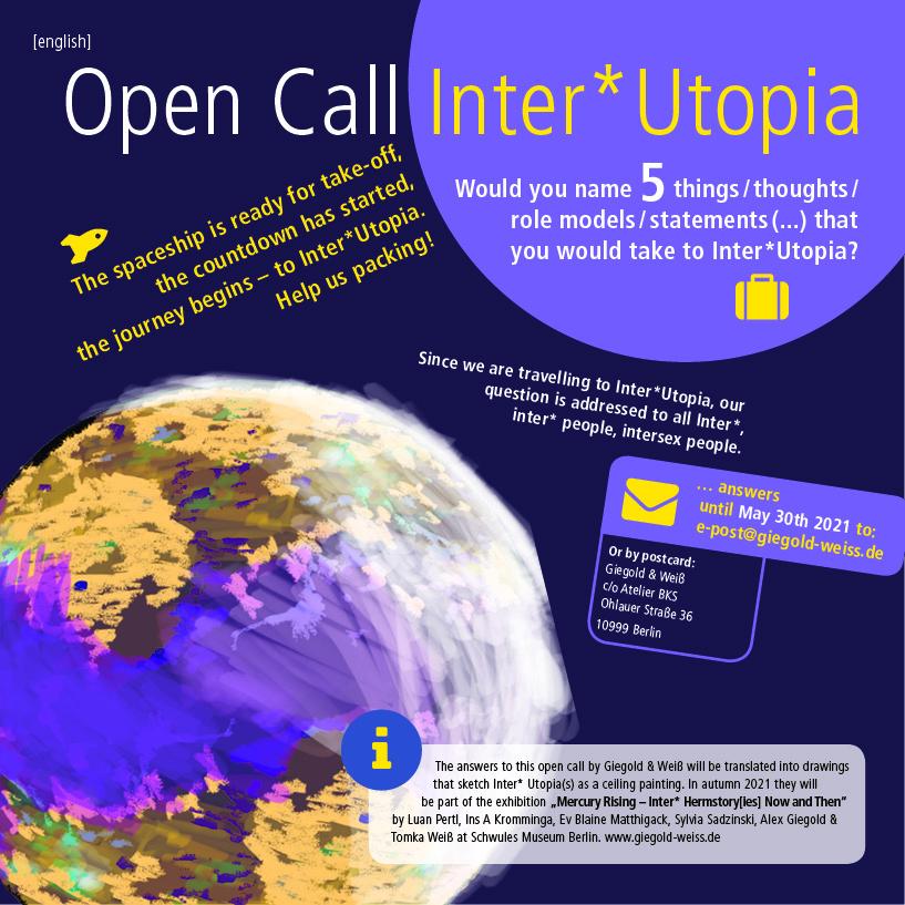 Creating Inter*Utopia
